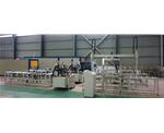 CNC produciton line for thermal break aluminum profile